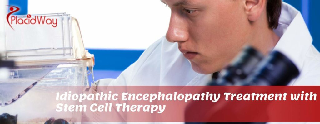 Idiopathic Encephalopathy Treatment with Stem Cell Therapy